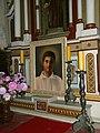 Wojcieszów, fragment ołtarz bocznego w kościele pw. Wniebowzięcia NMP (Aw58).JPG