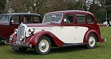 Wolseley Fourteen 1822cc registered October 1939.jpg