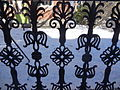 Wrought Iron Fence of the Gardner-Pingree House.JPG