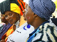 Xhosa traditionally dressed women.jpg