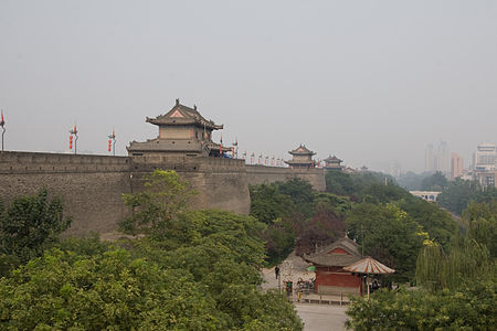 Xi'an - City wall - 011.jpg