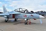 Yakolev Yak-130 'RF-44445 - 48 red' (36720099150).jpg