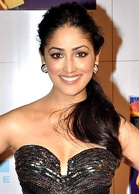 Yami Gautam at Zee Cine Awards 2013.jpg