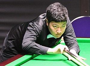 Yan Bingtao - Paul Hunter Classic 2016