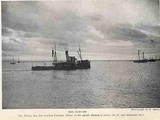 Yelcho (1906) - Image: Yelcho