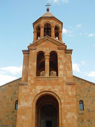 Saint John the Baptist Church, Yerevan - Image: Yerevan St Hovhannes