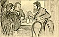Yiddish playwrights discussing the drama. The spirit of the Ghetto.1902.jpg