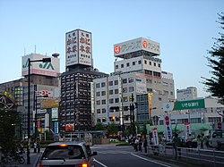 Yokkaichi, Mie - Downtown.jpg