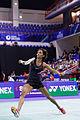 Yonex IFB 2013 - Eightfinal - Wang Shixian vs Sashina Vignes Waran 04.jpg