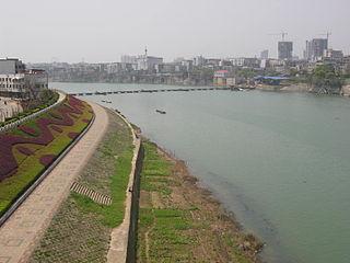 Yongzhou Prefecture-level city in Hunan, Peoples Republic of China
