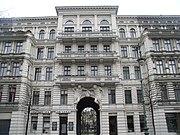 Yorckstraße Riehmers Hofgarten