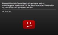 Youtube Video Deutschland