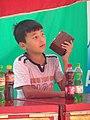 Young Boy in Chorsu Bazaar - Tashkent - Uzbekistan (7472114642).jpg