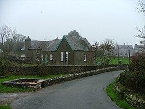 Bryncroes - Image: Ysgol Bryncroes