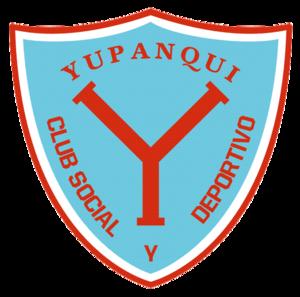 Club Social y Deportivo Yupanqui - Image: Yupanqui club logo