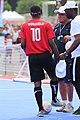 Yvan Wouandji Kepmegni Stand Football Journée Olympique 2019-06-23 Paris 4.jpg
