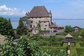 Labyrinthe Jardin des Cinq Sens (Yvoire) — Wikipédia
