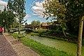 Zaandijk - Zaanse Schans - Kalverringdijk - View East II.jpg
