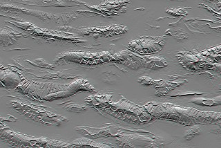research effort to generate a digital topographic database of Earth