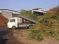 Zahradni odpad kompostarna Berco.jpg