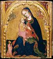 Zanino Di Pietro - Madonna of Humility with a Donor and Angels - WGA25949.jpg
