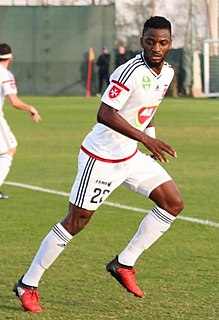 Stopira Cape Verdean association football player