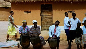 Music of Zimbabwe - Ngoma drums in Zimbabwe