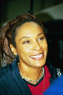 Zina Garrison American tennis player