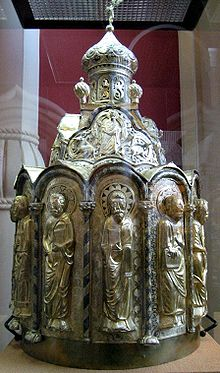 Church tabernacle - Wikipedia, the free encyclopedia