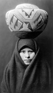 Zuni Native American Pueblo peoples native to the Zuni River valley