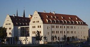 Osterstein Castle (Zwickau) - Osterstein Castle