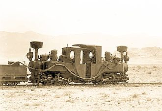 South West African Zwillinge - Zwillinge near Pforte in 1898