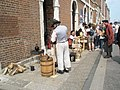 """""""Olde"""" time attractions within Portsmouth Dockyard - geograph.org.uk - 899864.jpg"""