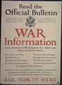 """Read the official Bulletin...WAR Information...Ask For It Here."", ca. 1917 - ca. 1919 - NARA - 512604.tif"