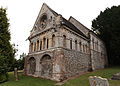 'Berfrestone' (DB) St Nicholas Church from northeast Barfrestone Kent England 1.jpg