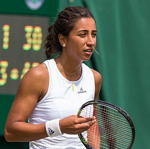 Çağla Büyükakçay - Çağla Büyükakçay at the 2015 Wimbledon<br/>qualifying tournament