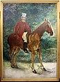 Édouard manet, il signor arnaud a cavallo, 1875.jpg