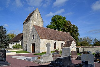 Juvigny-sur-Orne Commune in Normandy, France