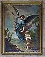 Église Saint-Félix de Saint-Félix-Lauragais - Interior - L'ange Gardien par Jean Artigue.jpg