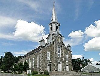 Saint-Paulin, Quebec - Saint-Paulin Church