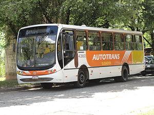 Busscar - Autotrans Urbanuss Pluss bodied Mercedes Benz OF-1722M
