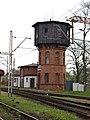 Świnoujście, kolejowa wieża ciśnień - panoramio.jpg