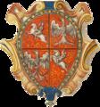 Žygimont Aŭgust, Pahonia. Жыгімонт Аўгуст, Пагоня crop.png