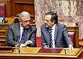 Ομιλία ΥΠΕΞ Δ. Αβραμόπουλου στη Βουλή (7525827836).jpg