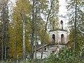 Ансамбль церкви Троицы, Раздумово, Рыбинский район, Ярославская область.jpg