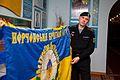 Бойовий прапор Керченської бригади НГУ переданий до Центрального музею НГУ 9694 (25780997363).jpg