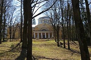 Pargolovo - Image: Большой дворец в Шуваловском парке