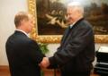 Борис Ельцин поздравляет Владимира Путина .webp