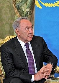 Нурсултан Абишевич Назарбаев