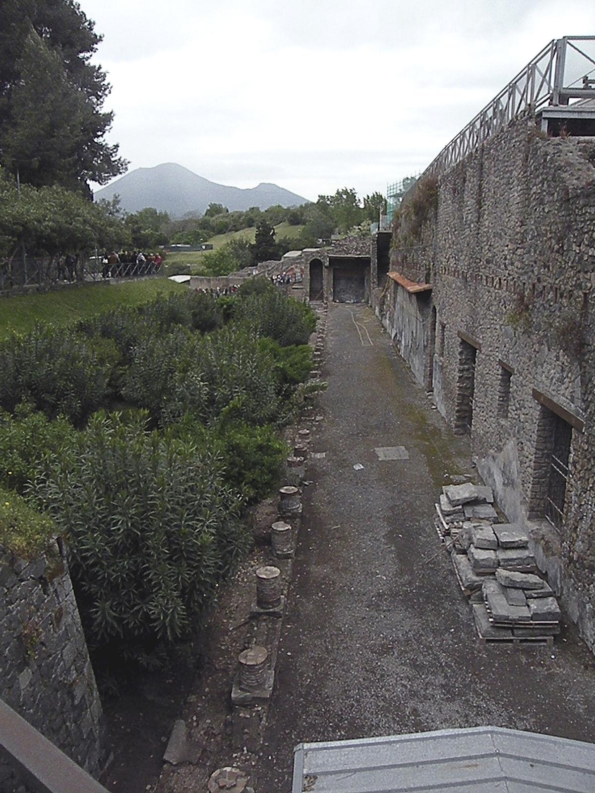 Помпеи — Википедия